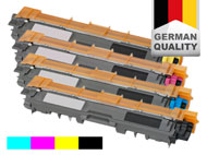 4 toner cartridges for Brother MFC-9142/9332/9342