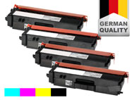 4 toner cartridges for Brother MFC-9970 (TN-328)