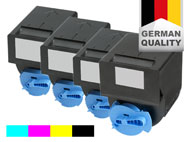 4 toner cartridges for Canon IR C 3080/3380/3480