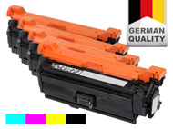 4 toner cartridges for Canon LBP 7750