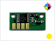 counterchip for Epson AcuLaser C-9200 - Yellow