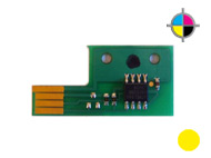 1 counterchip for DELL 1320 C - Yellow