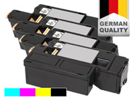 4 toner cartridges for DELL C 1660 W