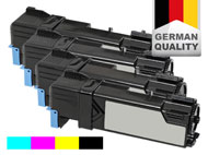 4 toner cartridges for DELL 2150/2155 C