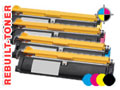 4 toner cartridges for Epson AcuLaser C-3900