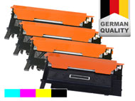 4 toner cartridges for HP Color 150/ MFP 178/179