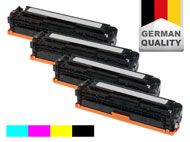 4 toner cartridges for HP CM 1312 MFP