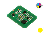 1 counterchip for OKI C-9655 - Yellow